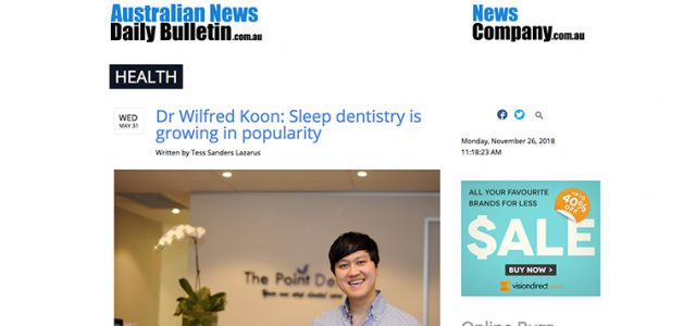 Sleep Dentistry Growing in Popularity