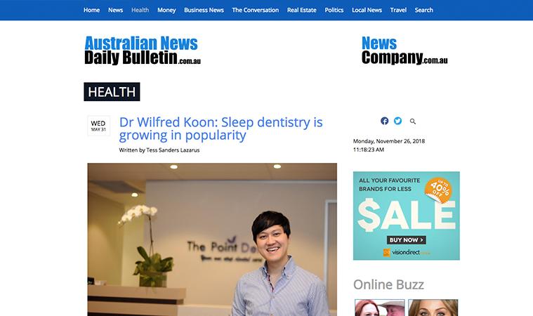 Sleep Dentistry Growing in Popularity