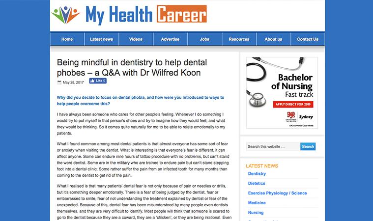 How Mindfulness Can Help Dental Phobes