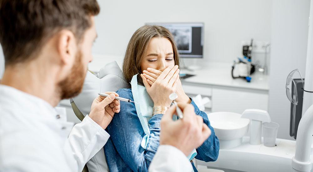 eliminate dental fear with sleep dentistry