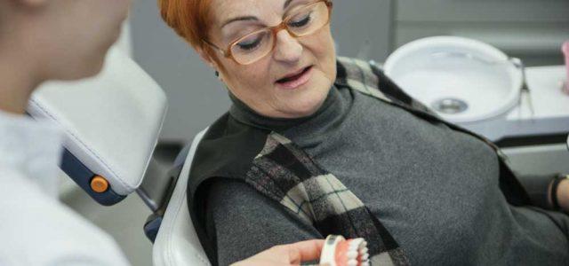 getting dental implants with bone loss