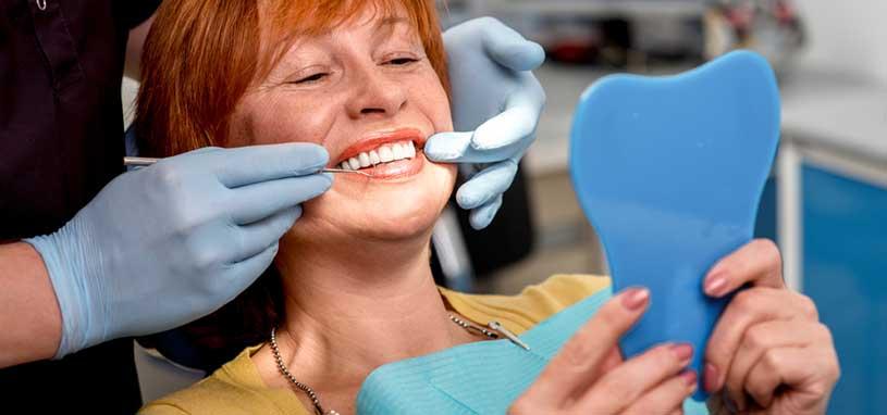 preventing bone loss in gums